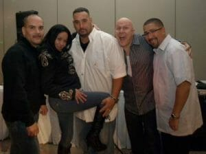Angel, Latif, DJ Crank, Harry Hotmixin