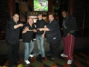 Hot Mix 5, Mario, Mickey, Kenny,Farley