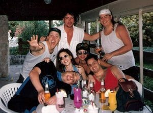Miami - Carlos Berrios, Erik G, Joey Orlando, Sally, Arlene, Tony Keas