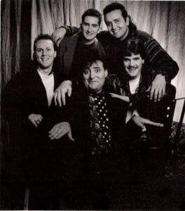 Mixmasters - Bill, Julian, Frankie, Brian