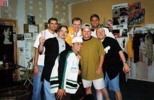 Mixmasters - Bill, TKC, Bobby D, Julian, Markski, and Eric Cea