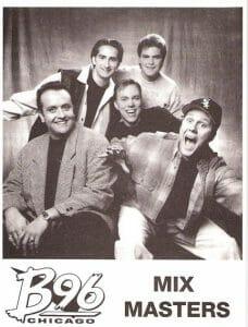 Mixmasters - Julian, Bill, Brian and Bobby