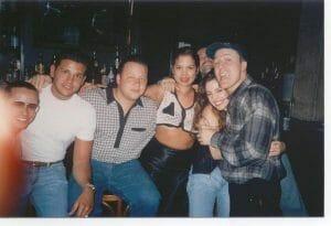 Tito Puente Jr. Elis Pacheco, Victor Vargas, Arlene, Sally, Sal Albatello