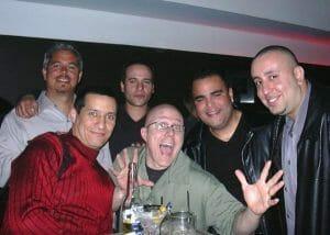 Erik G, Isaac, Baron Lopez, Diamond Boy and Willie Vallentin