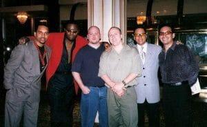 Farley, White Knight, Tony Bitoy and Boogieman