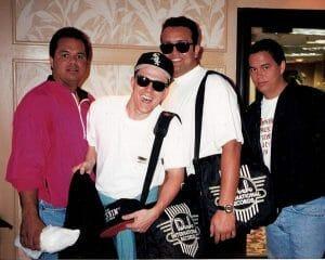 Dean, Julian and Erik G